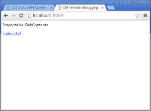 index.htmlのリンクをクリックしよう